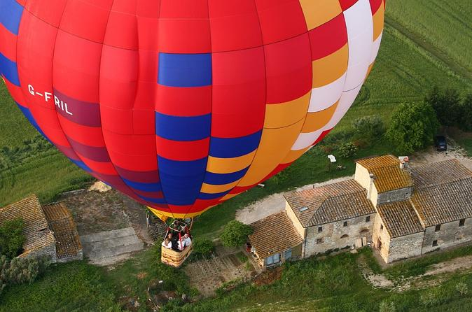 Florence Air, Helicopter & Balloon Tours
