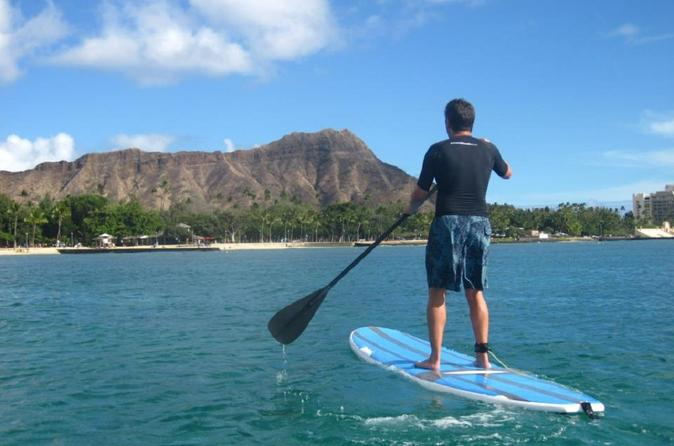 One-On-One Private Stand-Up Paddling Lessons
