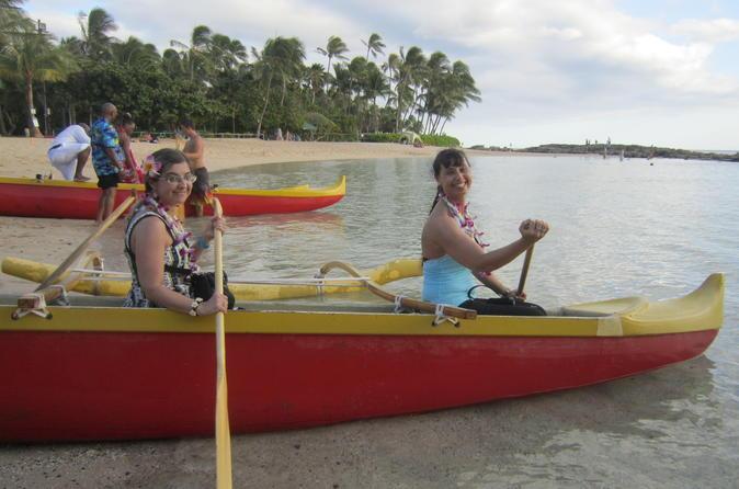 Outrigger Canoe Charter