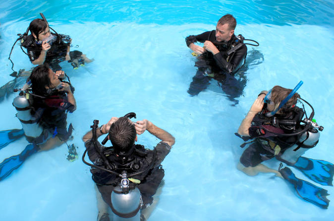 Discover scuba diving in birmingham in solihull 249826