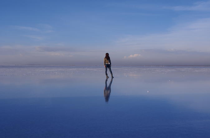Private 3D 2N Uyuni Salt Flats From La Paz To  Atacama Chile By Flight