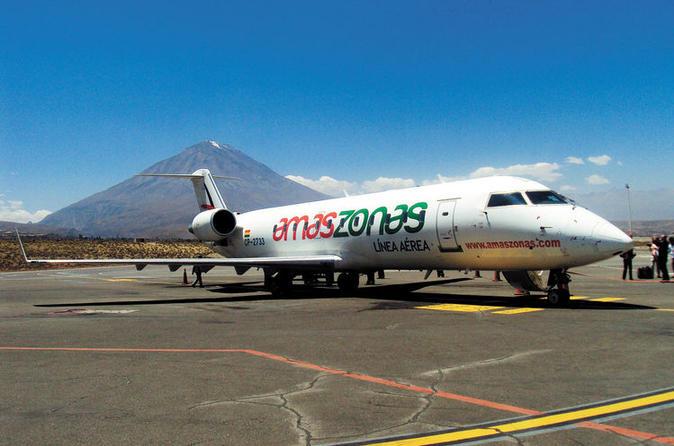 Private Arrival Transfer: Uyuni Internacional Airport to Uyuni Hotels