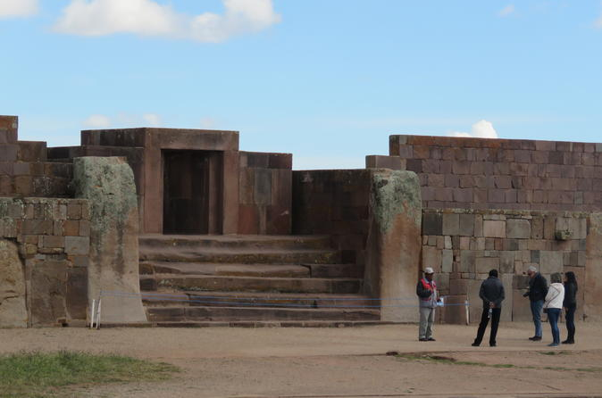 Shared Visit To The Ruins Of Tihuanaku With Bilingual Guide - La Paz
