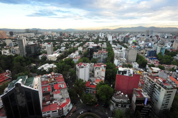 Mexico City Social History Walking Tour