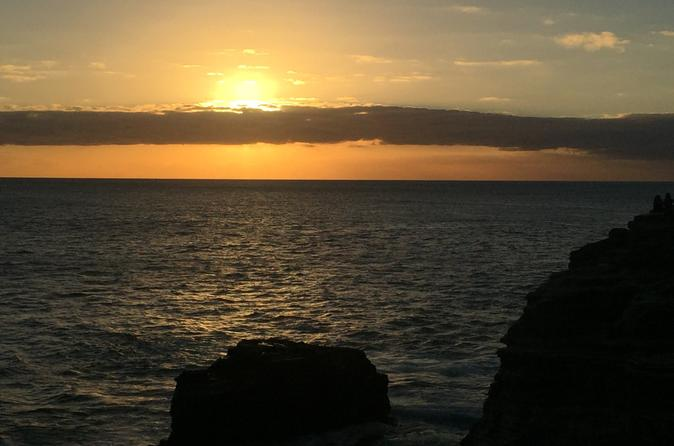 Oahu Small Group Sunset Tour Eastside: Beaches History and Sunset
