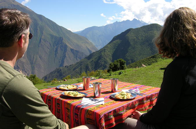 Choquequirao Trek to Machu Picchu: 8 Days, 7 Nights