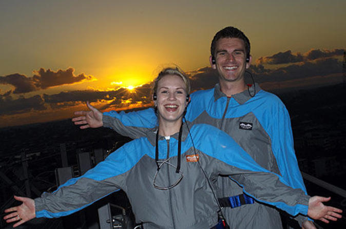 Brisbane story bridge adventure twilight climb in brisbane 38185