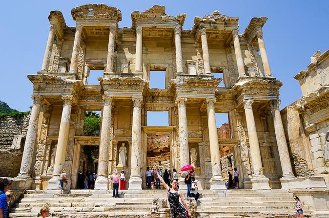 Istanbul to Ephesus Overnight Tour for 2 days
