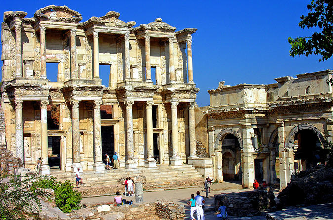 Private Ephesus Tour From Istanbul Hotels