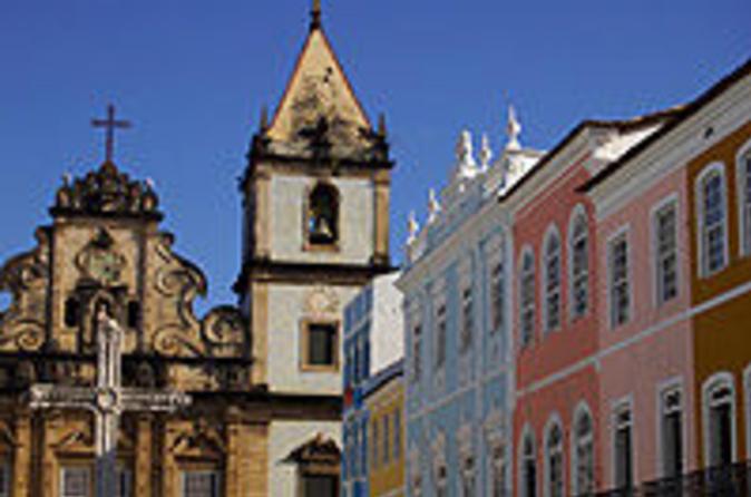 City tour panorâmico de meio dia em Salvador
