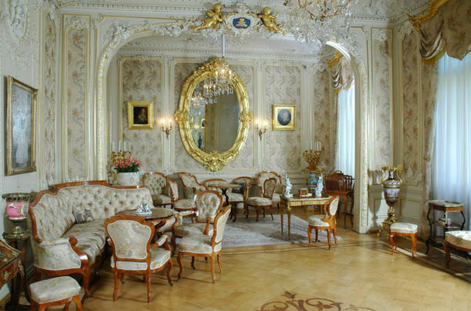 Private Tour: Yusupov Palace in St. Petersburg
