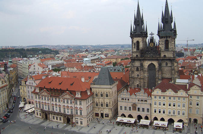 Prague City Sightseeing Tour