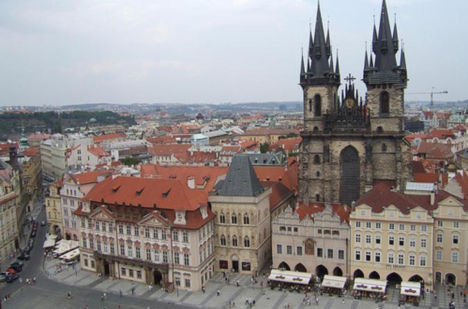 Prague city sightseeing tour in prague 50981