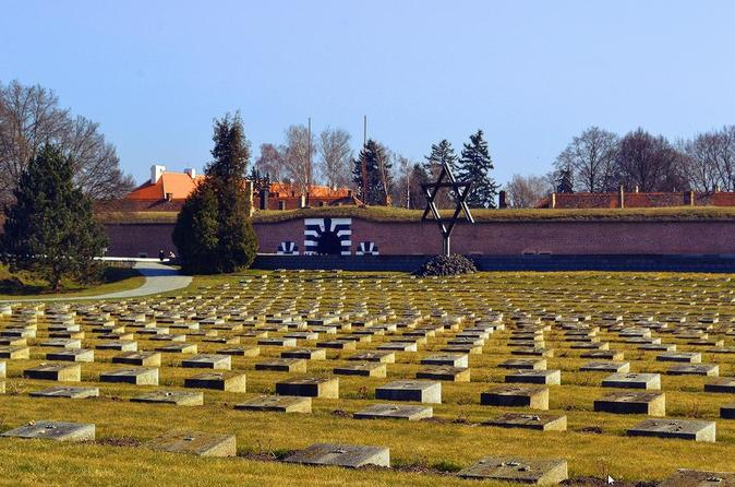 Terezin concentration camp day tour from prague in prague 346065