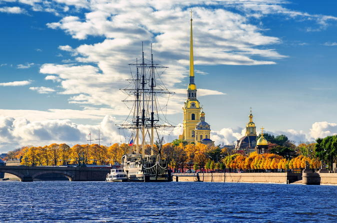 2-Day Highlights City Tour of St. Petersburg