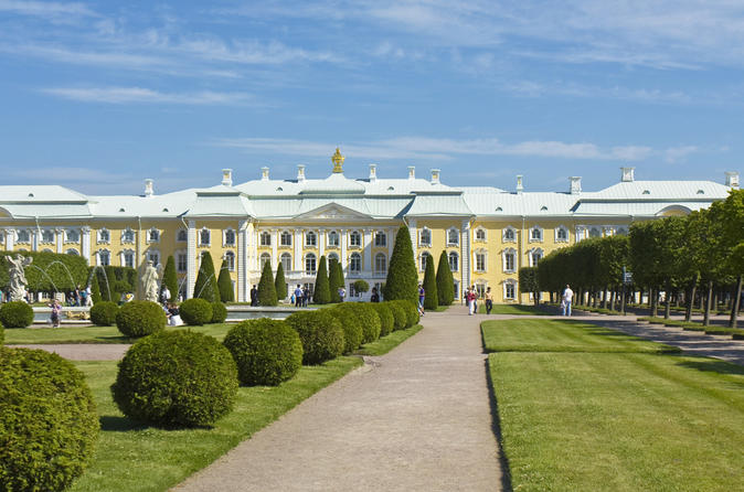 One Day Excursion to Summer Palaces