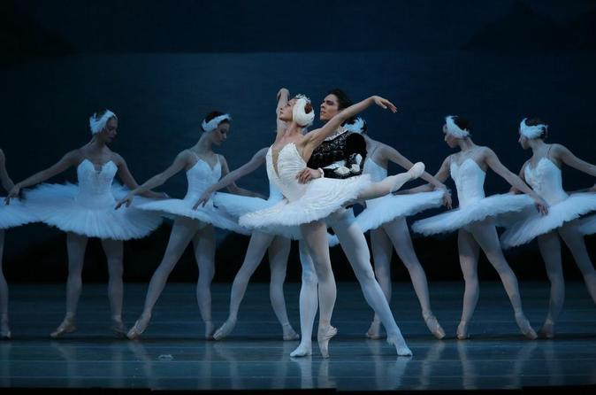 Russian Ballet from Saint Petersburg Port