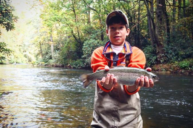 Guided Fly Fishing Trips in Western North Carolina