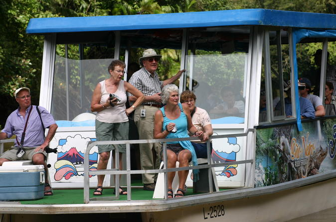 Day Trip to Caño Negro Including Río Frio Boat Experience from La Fortuna