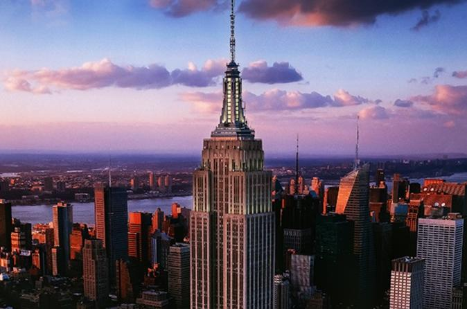 Empire state building tickets observatory and optional skip the line in new york city 249170