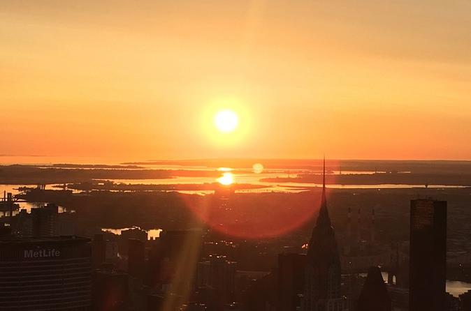 Viator VIP: Empire State Building Sunrise Experience