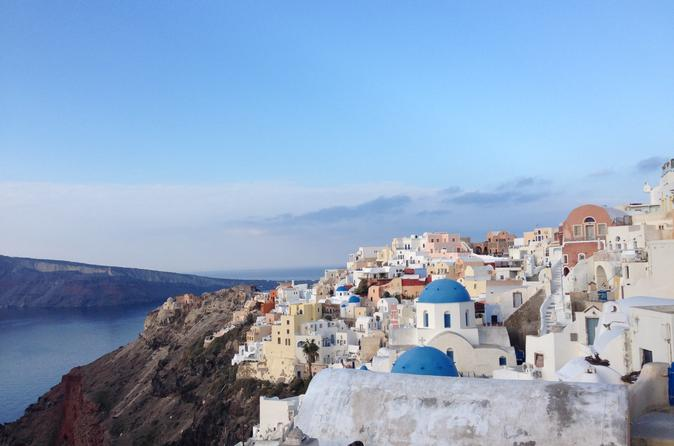 Shore excursion customizable santorini tour in thera 294122