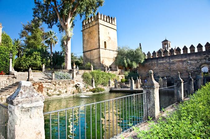 Cordoba Walking Tour with Optional Arabian Baths Experience