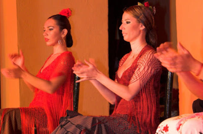 Flamenco show at tablao flamenco el arenal in seville in seville 122737