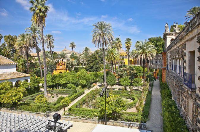 Viator Exclusive: Game of Thrones-wandeltocht in Sevilla met optionele trip naar Osuna
