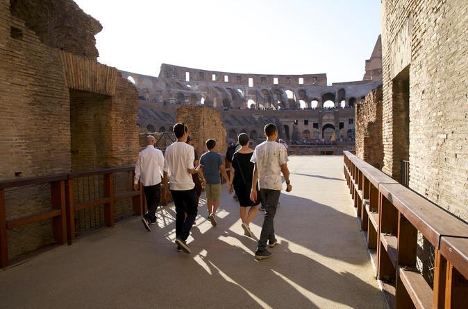 Colosseum Arena Tour in Rome
