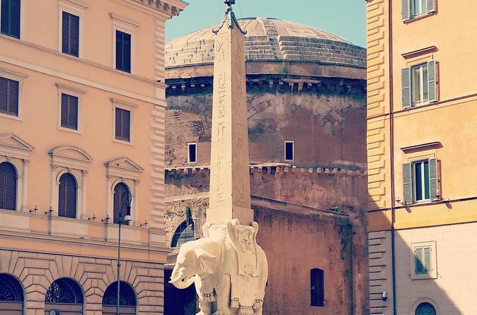Private Tour of Rome: Sense of the City Walking Tour