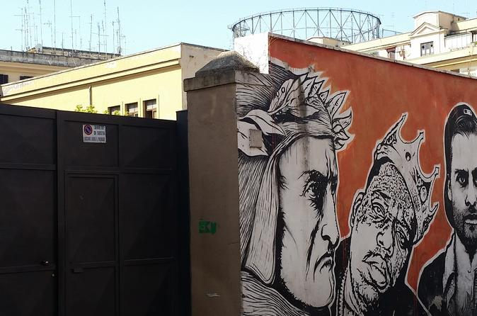 Rome Street Art: Ostiense Private Walking Tour