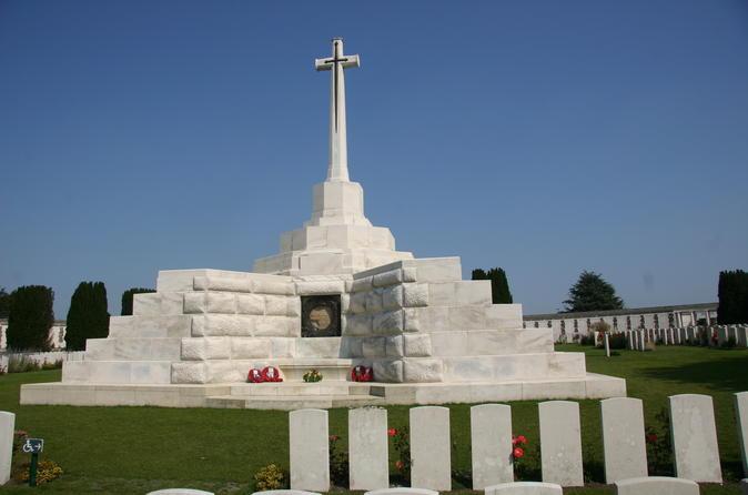 Excursão pelos Campos de Batalha de Flandres na Primeira Guerra Mundial saindo de Bruxelas
