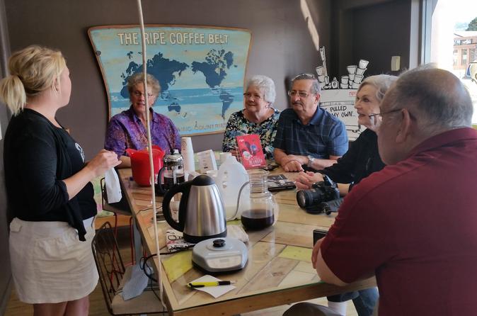 Small-Group Wellington Food Tour