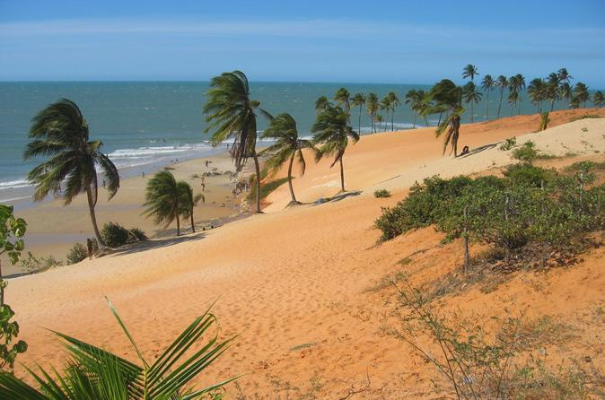 Lagoinha beach from fortaleza in fortaleza 154408
