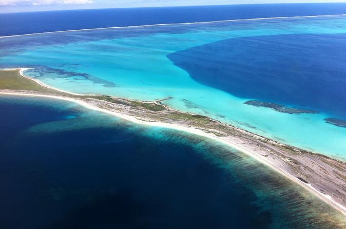 Abrolhos islands fixed wing scenic flight from geraldton in geraldton 252607