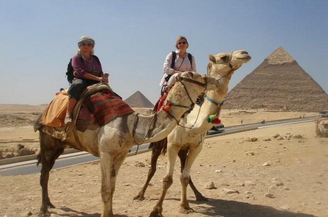 Full-Day Cairo Highlights Tour from Hurghada by Road