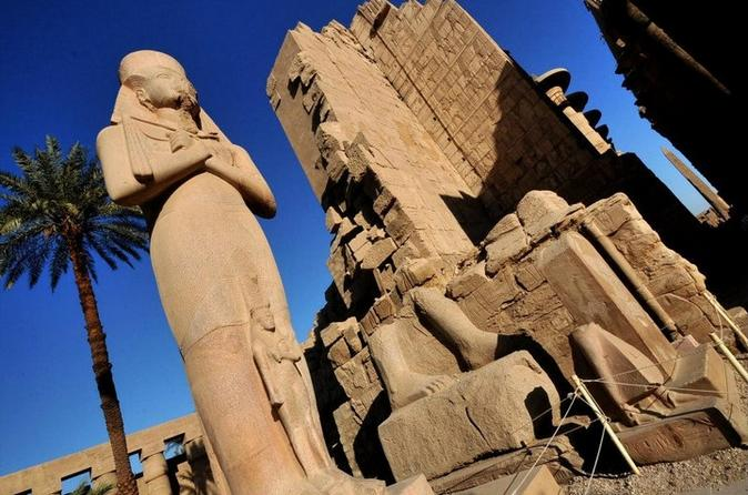 Hurghada Private Day Trip to Luxor from Hurghada by Bus Egypt, Africa