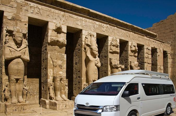 Private Transfer from Hurghada to Luxor Hotels