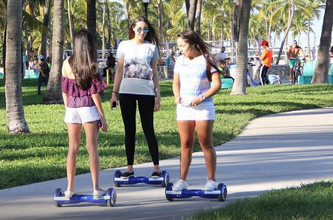 Hoverboard Rental in Miami