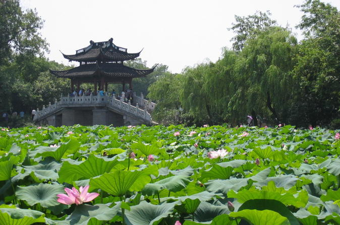 Hangzhou Day Trip from Shanghai