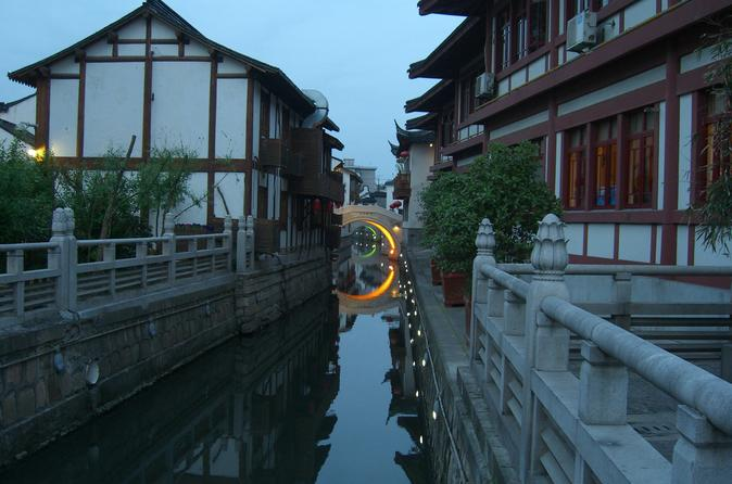 Nanxiang Old Town Half Day Tour