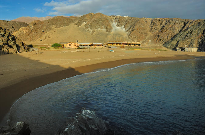 3-Day Hidden Beaches in the South Coast of Peru