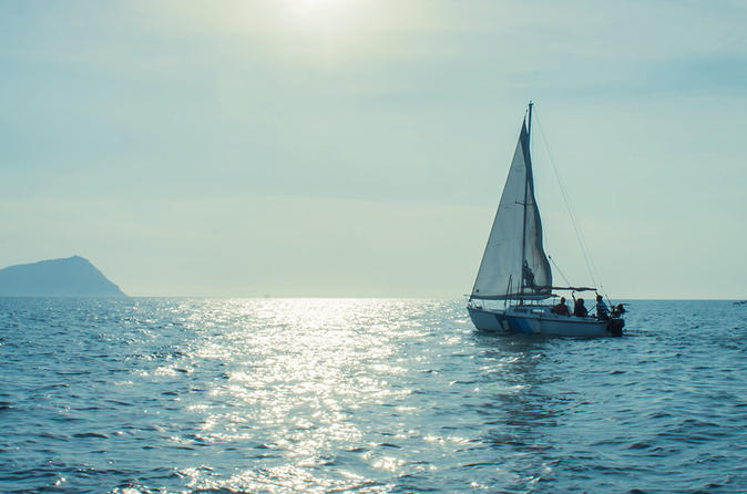 Private Sailing Tour to Palomino Island from Lima
