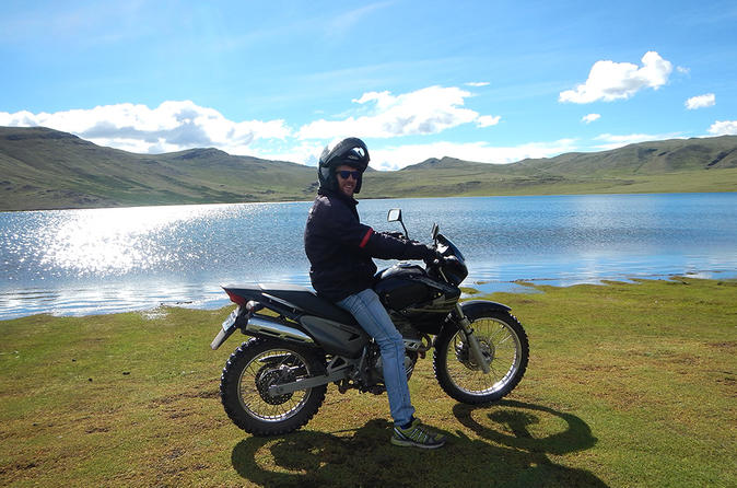 South Valley of the Incas Motorcycle Tour from Cusco