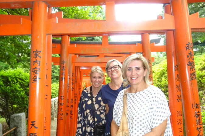 Experience Old and Nostalgic Tokyo: Yanaka Walking Tour