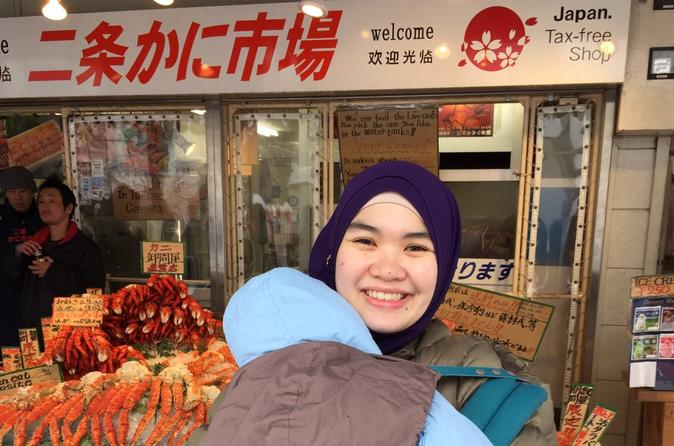 One day muslim friendly tour of sapporo in sapporo 431357