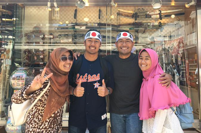 One Day Muslim-Friendly Tour of Tokyo