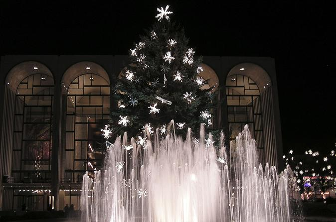 New york holiday lights and movie sites tour in new york city 146776
