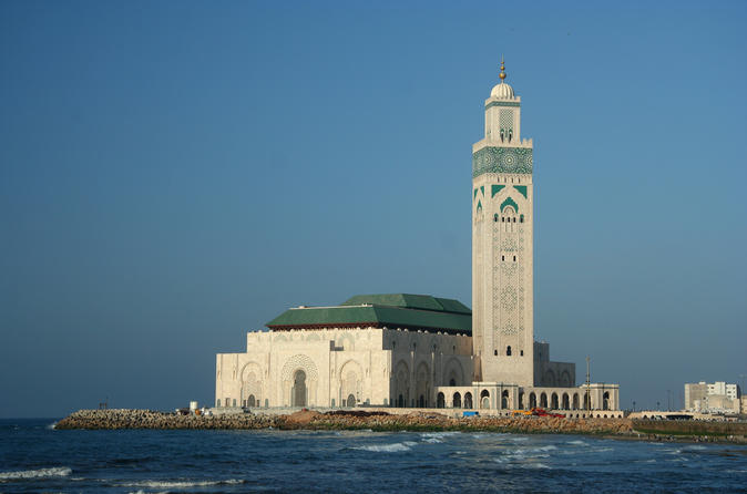 Full-Day Private Tour Casablanca from Marrakech